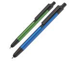 Kugelschreiber aus Metall mit Touchfunktion